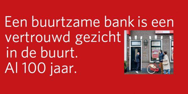 de buurtzame bank